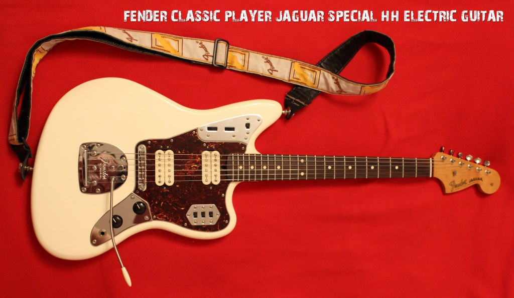 Fender Jaguar Classic Player Spechial HH